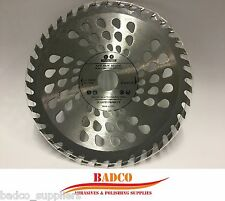 ( Pack of 2 ) 160 x 20 x 40T Saw Blade / Plunge Saw for Wood TCT Teeth