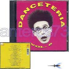 DANCETERIA 6 CD SIGILLATO - BAFFA CAPPELLA ALADINO ICE
