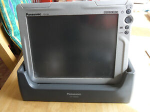 Panasonic toughbook cf-08 with docking station