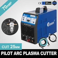 Plasma-70 Taglio Plasma Inverter IGBT 400V Cut HF 25mm Completa Di Accessori