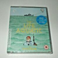 The Life Aquatic with Steve Zissou New & sealed Criterion blu ray  Region B