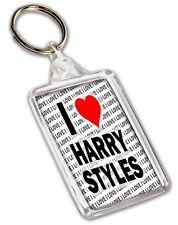 I Love Harry Styles Keyring - Birthday - Christmas - Stocking Filler