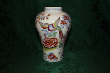 Mason's Ironstone Vase in Long Tailed Pheasant Pattern 1813-1820