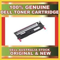 GENUINE ORIGINAL DELL MAGENTA TONER CARTRIDGE D593K FOR 1230C 1235CN NEW SEALED
