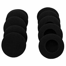 10 Pairs Foam Earpads Pad Cushion Cover Sony MDR-G55LP, MDR-NC6s, Koss CS100 New