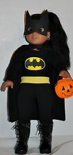 AMERICAN MADE DOLL CLOTHES FOR 18 INCH GIRL DOLLS DRESS,LOT BAT- GIRL