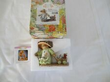 THE CHERISHED TEDDIES CLUB SAVANAH 2002 BOXED