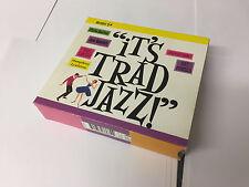It's Trad Jazz [3CD Box Set]  [MINT/NR MINT] 724359336824