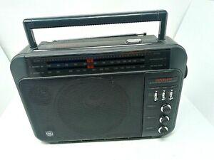 General Electric GE Superadio Long Range Portable Radio Model 7-2887A