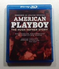 American Playboy 2017 AMAZON DOCUMENTARY FYC EMMY 3 DVDs 10Epis Hugh Hefner NEW