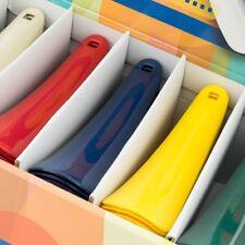 Calzascapre in Plastica 15cm Confezione 100 calzanti colorati - Cura della Scarp