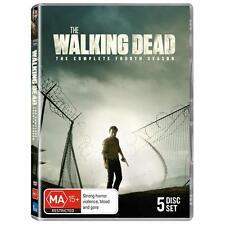 Walking Dead SEASONS 1 2 3 4 : NEW DVD