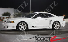 99-04 Ford Mustang Saleen S Style Side Skirts Steps USA CANADA