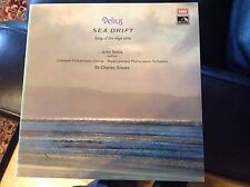 Delius: Sea Drift, Song of the High Hills - Noble, Groves, RLPO. EMI Stereo 1974