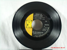 THE FIFTH DIMENSION-c-(45)-WORKIN' ON A GROOVY THING / BROKEN WING BIRD  -  1969