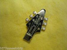 Gibson Flying V / Baked Enamel Headstock pin // Made of Metal, Super detail