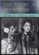 Film Theory and Criticism: Introductory Readings-ExLibrary