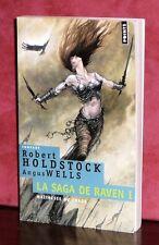 Robert Holstock - La saga des Ravens 1 : Maîtresse du Chaos