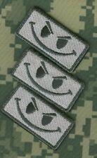 """JSOC ELITE SEAL SAS JTF2 KSK SP OPS SPECIAL WARFARE burdock 2"""" 3-tab: Evil Grin"""