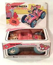 REEL VITAGE AUTO PAZZA PANTERA ROSA PHINK PANTHER  FONDO DI MAGAZZINO!!NUOVA!!!