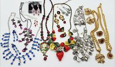 Costume Jewelry Lot of 8 Sets BT028
