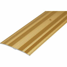 Wide Carpet Plate Gold 900 x 60mm NEW