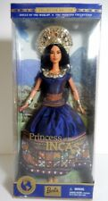 NIB BARBIE DOLL 2000 PRINCESS INCAS DOLLS OF THE WORLD