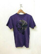 VANS Off The Wall Men's Beyond Logo T-Shirt - Small - Purple - New