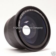 Bower 58mm Fisheye/Macro Attachment - Pro Digital HD DSLR MC AF, SCREW-ON FUN!!!