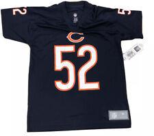 Chicago Bears Youth Jersey Khalil Mack 52 Size Medium 10/12 NWT Team Apparel