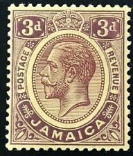 JAMAICA 71 1973 King GEORGE V Mint VLH OG VF (2-24)