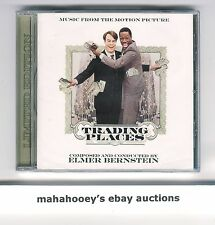Trading Places (1983) Elmer Bernstein Ltd Ed 2000 SOLD OUT OOP CD Soundtrack NEW