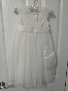 Debenhams Flower Girl Dress 4 years