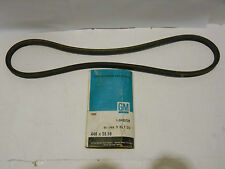"NOS Genuine GM Fan Belt 9433729 3/8 X 38.5"" 15380"