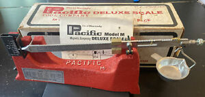 PACIFIC POWDER SCALE BY HORNADY M Deluxe Magnetic Dampening