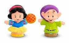Fisher-Price Little People Disney Princess Snow White & Dopey
