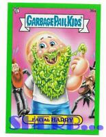 2012 Topps Garbage Pail Kids Brand New Series 1 #36a Facial Harry Card 0o3 Green