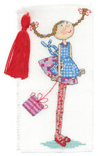 DMC Lili Loves Lili Loves Stories Counted Cross Stitch Kit BL872/66