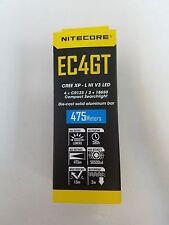 Nitecore Explorer EC4GT CREE XP-L HI V3 LED Flashlight