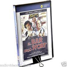AL BAR DELLO SPORT DVD Lino Banfi Mara Venier Jerry Calà