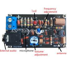 FM Wireless Microphone DIY Kits Suites FM Radio Transmitter 1.5-9V 76-108MHz