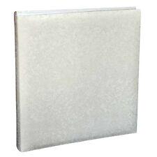 Kenro White Satin Wedding Albums - Choice of Sizes