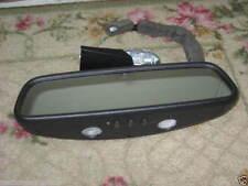 2009 - 2014 MERCEDES BENZ W204 C250 C350 AMG AUTO DIM REAR VIEW MIRROR COMPASS