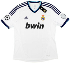 Real Madrid 2012-13 Champions League special Home Jersey(XL) *BRAND NEW W/TAGS*