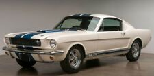 Ford Mustang GT Car 1966 Vintage Concept 1 24 Carousel White 18 1967 12 1965 40