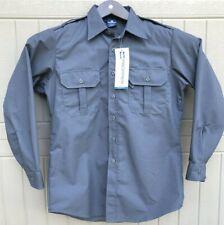 NWT Propper Tactical Shirt Long Sleeve Mens MR Medium Gray