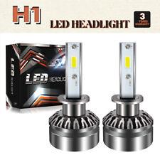 LED Headlight Kit H1 6000K White High Beam Bulb LED for ACURA RSX 2002-2004 BD36