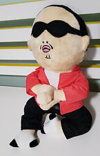 PSY GANGNAM STYLE PLUSH TOY SOFT TOY MUSIC CHARACTER TOY 40CM TALL