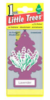 Little Trees Hanging Car and Home Air Freshener, Lavender Scent