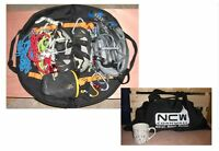 Small useful bag 4 climbing & boulder kit. Hold harness crabs shoes nuts slings